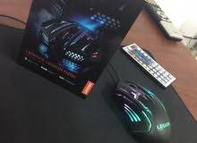 » Mouse gaming RGB ماوس قيمنيق من شركه Lenovo