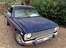 1980 Used Hilux with Manual transmission is available for sale