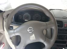 Nissan Sunni 2004 in good condition for sale