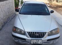 Silver Hyundai Elantra 2005 for sale