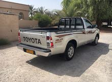 Manual Toyota 2012 for sale - Used - Barka city