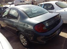 Used condition Chrysler Neon 2001 with +200,000 km mileage
