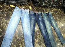بنطلون جينز مصري