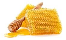 عسل شمع النحل باسعار لاتقبل المنافسة من إنتاج مناحلنا