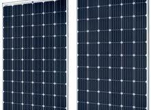 لوحات شمسية 200w-36v تم تعديل السعر