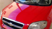 For sale 2009 Red Aveo