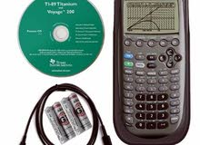 Texas Instruments TI 89 Titanium Graphing Calculator