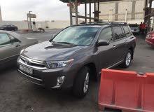 2012 تويوتا هايلاندر Limited