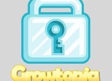 للبيع DL في لعبت GrowTopia