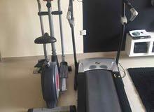 ماكينات رياضة