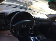 Mercedes Benz C 200 car for sale 2001 in Amman city