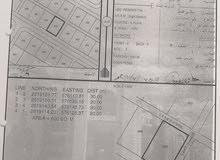 فرصه للاستثمار أرض سكنيه للبيع بركاء/العقده-4