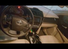 Toyota Camry 2013 For sale - Red color