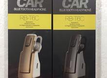Remax Bluetooth car headsets