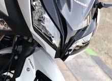 Used Kawasaki motorbike made in 2017 for sale