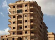 ؛؛ شقة بشارع 50م علي طريق الإسماعيلية مباشرة اول العبور ؛؛