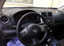 Used condition Nissan Versa 2014 with 50,000 - 59,999 km mileage