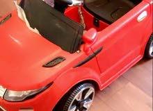 سيارات اطفال جديده سعر كل واحده 200