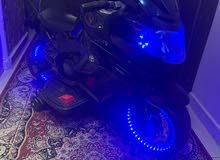 دراجه كهرباء شحن شبه جديده