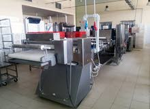مصنع منتجات غذائية للبيع
