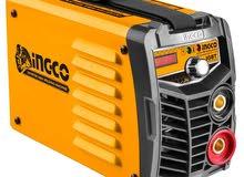 متوفر ماكينة لحام كهربائية 160 أمبير من شركة انجيكو