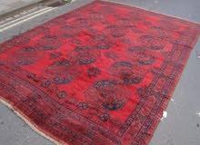 100% Authentic Handmade Afghan Rugs!