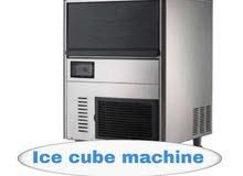 Italian stainless steel ice cube machine