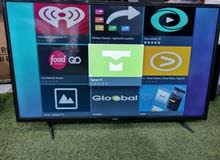 """Blaupunkt 40"""" smart LED TV with stand, without box"""