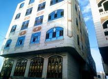 عمارة للبيع في صنعاء في سعوان شارع مارب