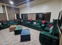 تفصيل كنب ومجلس عربي حسب الطلب