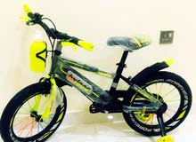 """New cycle for kids flash color with LED lights on the side tiers size 16"""""""