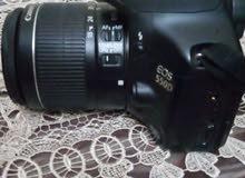 كاميرا كانون D550  للبيع