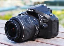 nikon D5200 first hand  almost new  Urgent sale