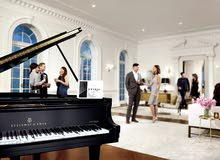 Pianos Steinway And Sons