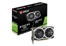MSI GTX 1650 SUPER VENTUS (New)