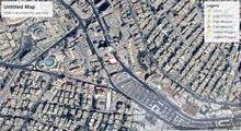 ارض تجاري للبيع العبدلي مساحه 869م بجانب عمارة جوهرة القدس موقع مميز بسعر مناسب