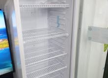 Super General Refrigerator with Clear Glass Chiller
