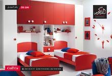 غرف اطفال بتصاميم حديثه ومريحه بالاقساط