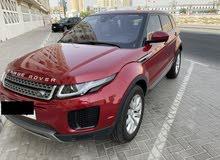 Range rover evoque Dynamic 4 wheel drive GCC same as new
