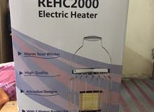 Rollc rehc2000 electric heater
