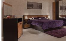 غرفه نوم من عند القباني بحاله ممتازه جدا للبيع
