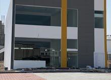 فرصه ذهبية ..مبنى تجاري جديد للايجار