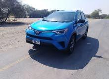 Toyota RAV 4 car for sale 2017 in Suwaiq city