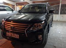 km Lexus LX  for sale