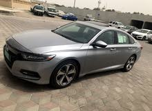 Renting Honda cars, Accord 2019 for rent in Muscat city