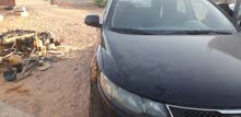 Black Kia Forte 2010 for sale