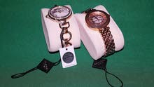 Akribos Rosw Gold ساعة نسائية