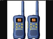 Motorola 2 walkie talkies لاسلكي موتورولا 2