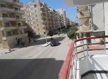 شقة في شارع رئيسي مسجلة اول طابق في شاطئ النخيل تقسيط 30 شهر