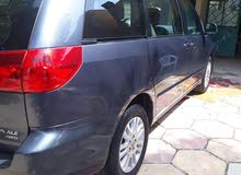 Blue Toyota Siena 2009 for sale